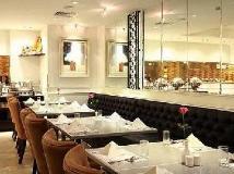 Kingdom Hotel: restaurant