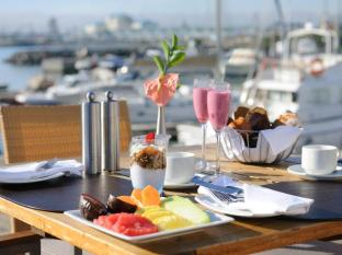 Radisson Blu Waterfront Cape Town Cape Town - Restaurant Terrace
