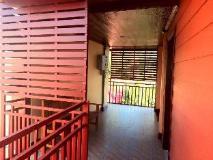Oulayphet Hotel: balcony/terrace