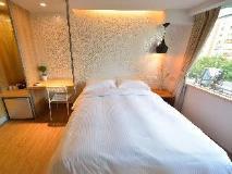 EZbookers Fuxing B Hotel: suite room