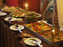 The Mandala Resort: buffet