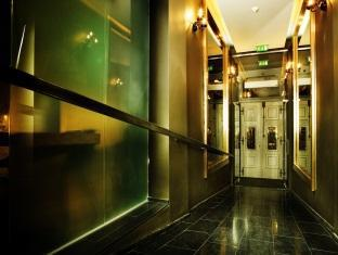 The Icon Hotel and Lounge Prague - Entrance