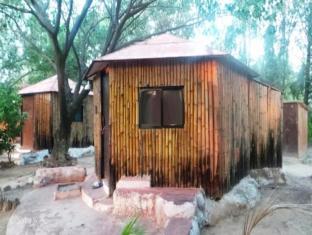 伍德斯托克村竹子小屋