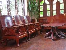 Rama Hotel: lobby