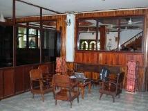 Rama Hotel: reception
