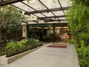 Royal Panerai Hotel Chiangmai Чианг Май - Фасада на хотела
