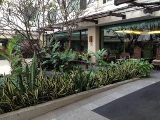 Royal Panerai Hotel Chiangmai Чианг Май - Градина