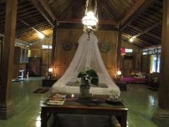 Rumah Limasan Jawa Hotel Indonesia