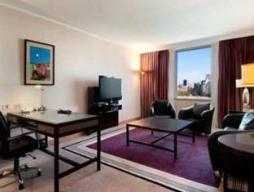 Executive apartmá, velká manželská postel King