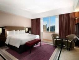 Apartament na piętrze Executive z łóżkiem typu Queen