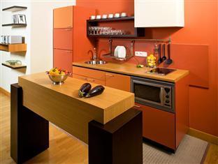 Mamaison Residence Belgicka Prague Prague - Kitchen