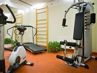 Mamaison Residence Belgicka Prague Prague - Fitness room