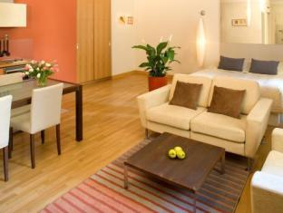 Mamaison Residence Belgicka Prague Prague - One Bedroom Deluxe Apartments