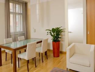 Mamaison Residence Belgicka Prague Prague - Living Room