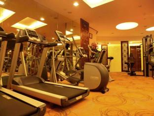 The Metropolitan Hotel & Spa New Delhi - Fitnessruimte