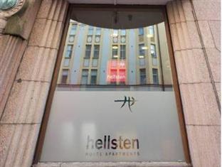 Hellsten Helsinki Parliament Hotel Helsinki - Hotellin ulkopuoli