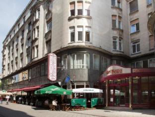 City Hotel Pilvax Budapest - Exterior