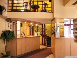 City Hotel Pilvax Budapest - Reception