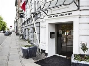 First Hotel Esplanaden Copenhagen - Entrance