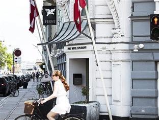 First Hotel Esplanaden Copenhagen - Hotel Exterior