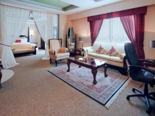 Crowne Plaza Hotel De Mexico Mexico City - Suite Room