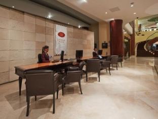 Crowne Plaza Hotel De Mexico Mexico City - Reception