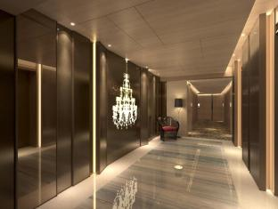Nathan Hotel Honkongas - Viešbučio interjeras