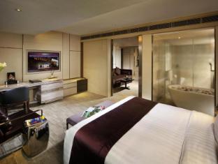 Nathan Hotel Honkongas - Didelis kambarys