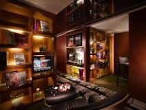 Nathan Hotel: executive lounge