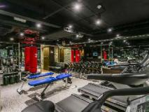 Nathan Hotel: fitness room