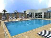 Metropark Hotel Kowloon: swimming pool