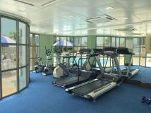Metropark Hotel Kowloon: fitness room