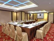 Metropark Hotel Kowloon: meeting room