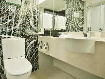 Metropark Hotel Kowloon: bathroom