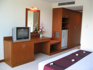 Crown Pattaya Beach Hotel Pattaya - Guest Room