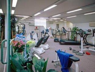 Sheraton Khalidiya Abu Dhabi Hotel Abu Dhabi - Fitness Room