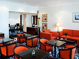 Sheraton Khalidiya Abu Dhabi Hotel Abu Dhabi - Restaurant