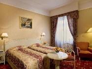 Deluxe kamer met tweepersoonsbed of 2 aparte bedden