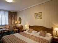 Standaard tweepersoonskamer of kamer met 2 aparte bedden