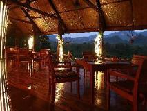 Lao Spirit Resort: restaurant