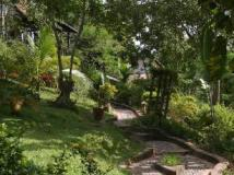 Lao Spirit Resort: garden