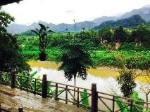 Lao Spirit Resort: view