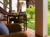 Villa Maydou Boutique Hotel: balcony/terrace