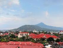 Pakse Hotel: view