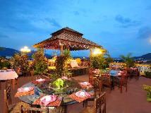 Pakse Hotel: restaurant