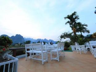 Thavonsouk Resort Vang Vieng - Restaurant