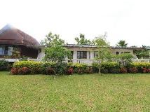 Thavonsouk Resort: garden