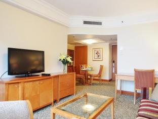 Harbour Plaza North Point Hotel Hong Kong - One Bedroom Suite - Living Room