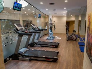 Howard Johnson Plaza Florida Hotel Buenos Aires - Fitness Room