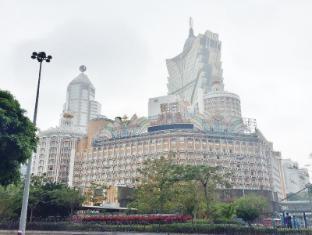 Lisboa Hotel मकाओ - होटल बाहरी सज्जा